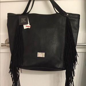 Handbags - INC international Earth Tribal Tote.NWT